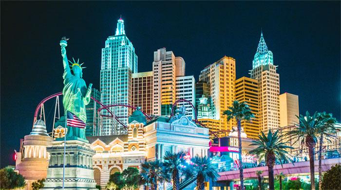 Las Vegas Charter Bus Rentals
