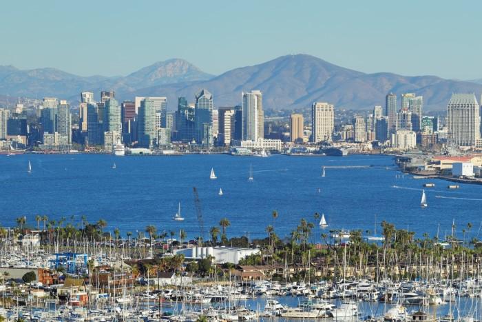 San Diego Charter Bus Rentals